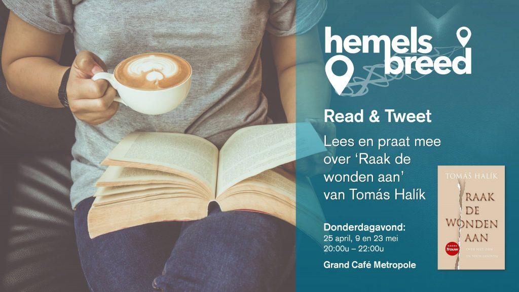 Tomas Halik Raak de Wonden aan Read & Tweet