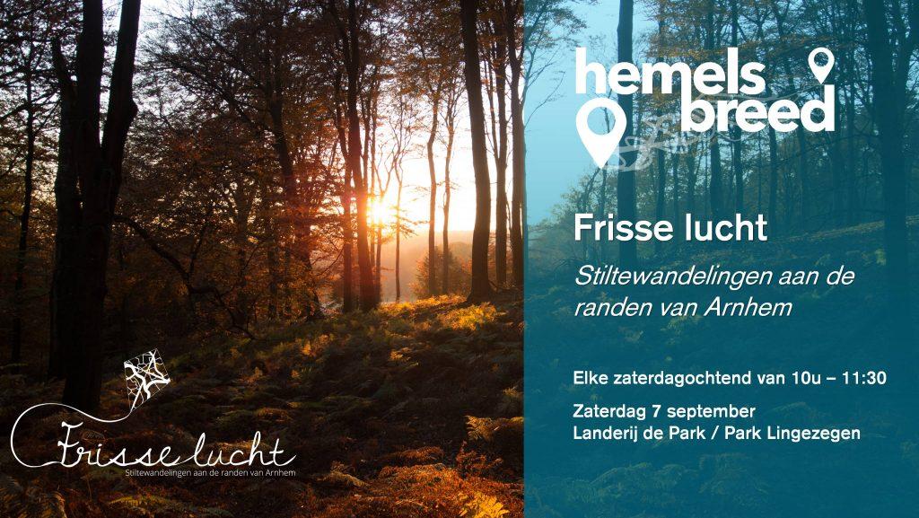 Frisse lucht Arnhem